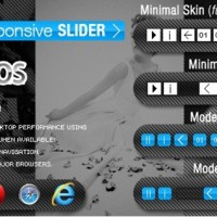 HTML5 Sliders and Slideshow Galleries
