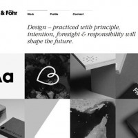 25 Spectacular Minimal Website Designs