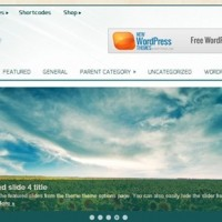 10 Best Free WordPress Themes From March 2013