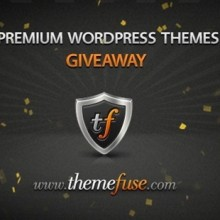 Giveaway: Win 1 of 3 Themes From ThemeFuse