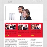 Best Free HTML/CSS Website Templates From April 2013