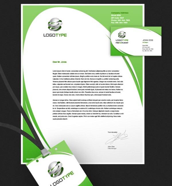 100 ready to use free psd print templates