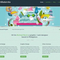 Learn PSD To HTML Conversion : 40 Excellent Tutorials