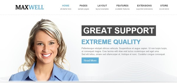 templates for joomla