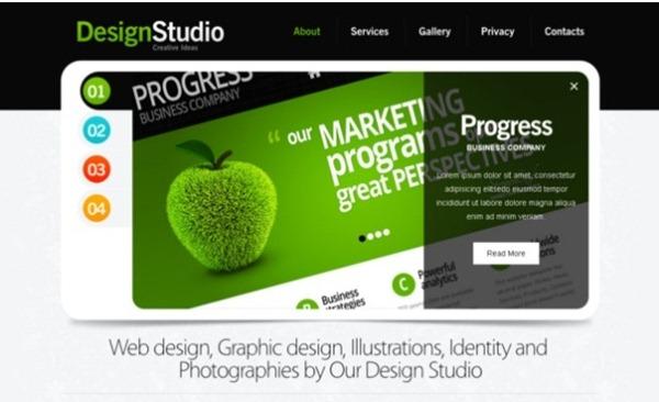 green studio