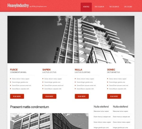 heavy industry html6