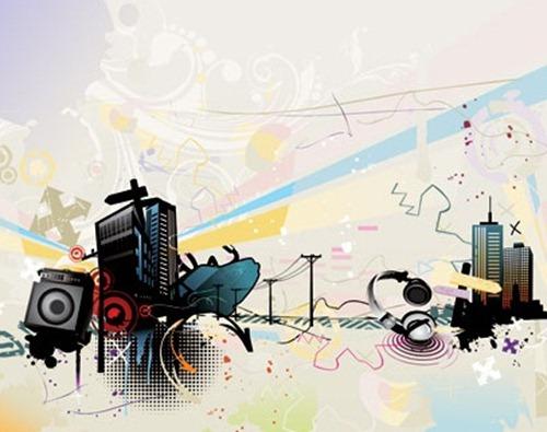 music vectors