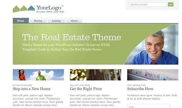 40 Website Templates For Real Estate Websites