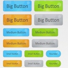 30 Must See CSS3 Button Tutorials For Web Designers