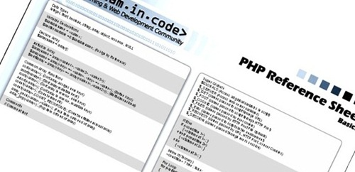 php reference guide