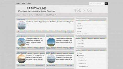 rainvow line