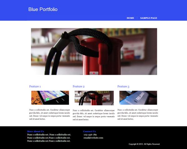 blue-portfolio