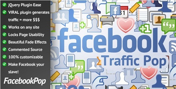 facebook pop up