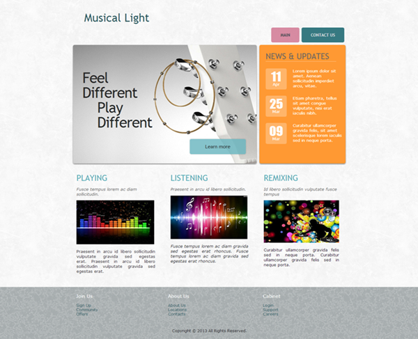 musical-light