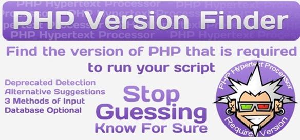 php script
