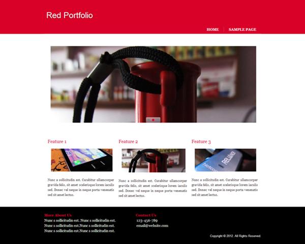 red-portfolio