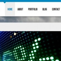 30 Best HTML / CSS Website Templates From August 2013