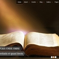 12 Best Website Templates For Church Websites