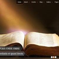 12 Best Website Templates For Church Websites