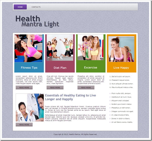 health-mantra-light