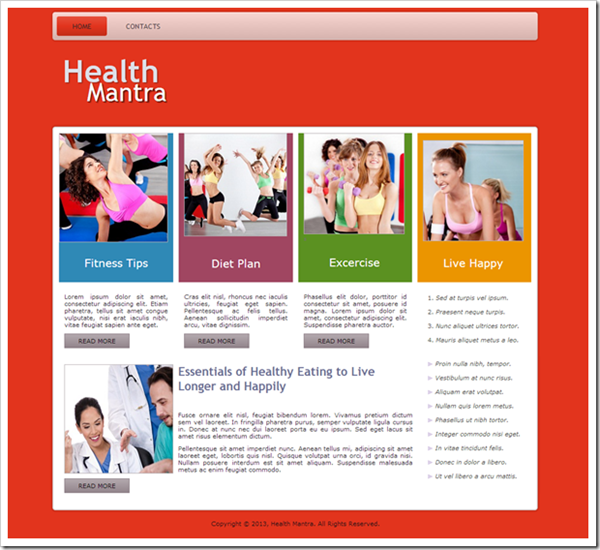 health-mantra
