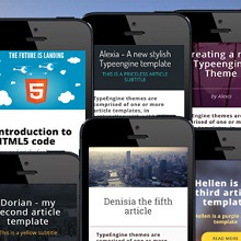 TypeEngine Themes And Templates