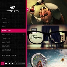 30 Best Website Templates From 2013
