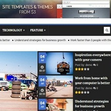Best Magazine WordPress Themes Of 2013