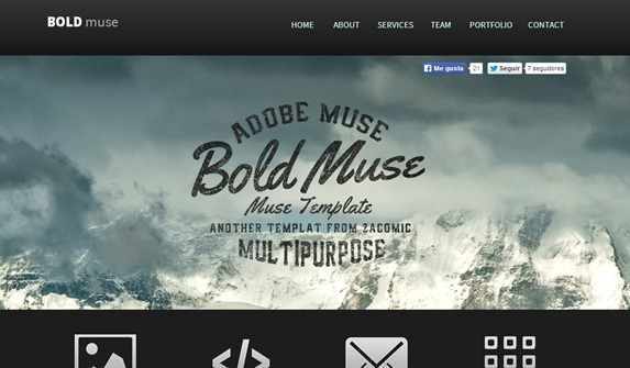 200 Best Adobe Muse Templates