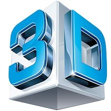 EPS Vector Files Make Great 3D Logos