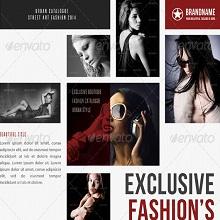20 Creative Brochure Catalog Templates