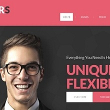 30 Best Website Templates From May 2014