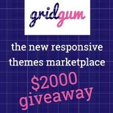 Gridgum's $2000 Giveaway