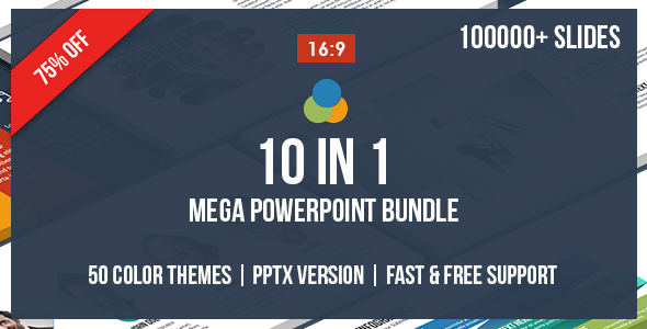 Year End Powerpoint Presentation Template - 3