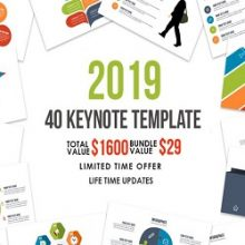 135 Best Keynote Templates From October 2019