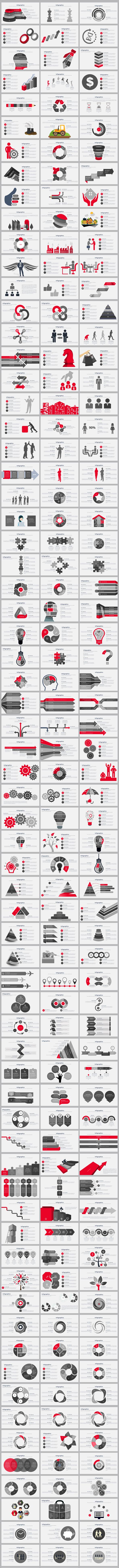 2021 Dynamic Report Keynote Templates Bundle - 5
